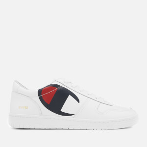 Champion Men's Pro Low Trainers - White