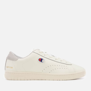 Champion Men's Court Club Trainers - White