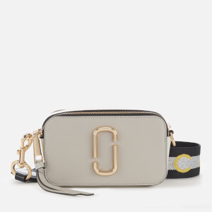 Marc Jacobs Women's Snapshot MJ Cross Body Bag - Dust Multi
