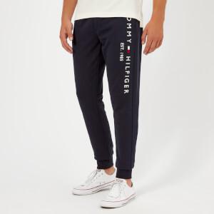 Tommy Hilfiger Men's Basic Branded Sweatpants - Sky Captain