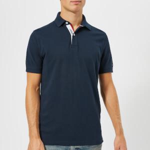 Tommy Hilfiger Men's WCC Hilfiger Polo Shirt - Sky Captain