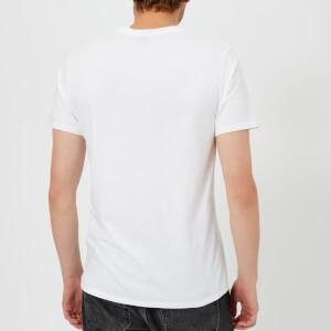 Levi's Men's Graphic Set In Neck 2 T-Shirt - Levi's Logo White: Image 2