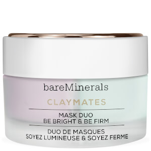 bareMinerals Double Duty Clay Mask Duo: Brighten & Firm