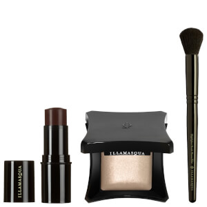 Illamasqua Get the Glow (Worth $112)