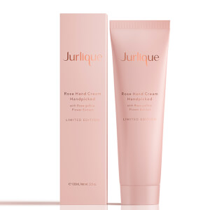 Jurlique Rose Hand Cream Handpicked Limited Edition (100ml)