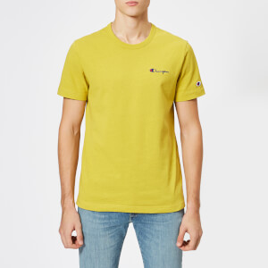 Champion Men's Chest Logo T-Shirt - Green