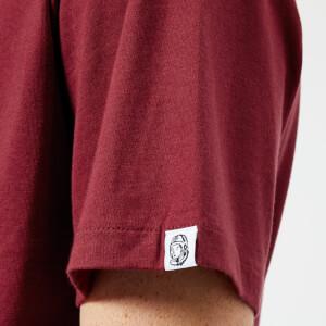 Billionaire Boys Club Men's Paisley Arch Logo T-Shirt - Red: Image 4