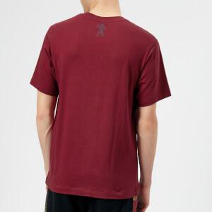 Billionaire Boys Club Men's Paisley Arch Logo T-Shirt - Red: Image 2