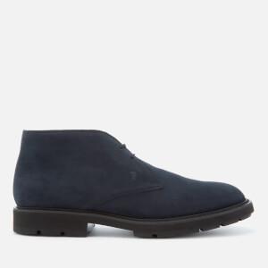 Tod's Men's Desert Boots - Blue