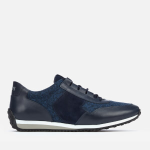 Tod's Men's Runner Style Trainers - Navy