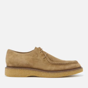 Tod's Men's Lace-Up Shoes - Light Brown