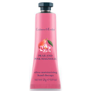 Crabtree & Evelyn Pear and Pink Magnolia Hand Therapy 25ml (Free Gift)