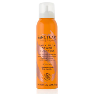 Mousse de Limpeza Triple da Sanctuary Spa 150 ml