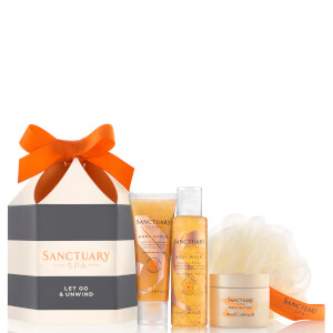 Sanctuary Spa Let Go and Unwind gavesæt