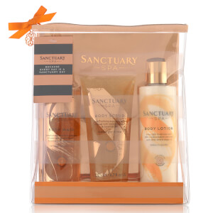 Conjunto de Oferta Because Every Day is a Sanctuary Day da Sanctuary Spa