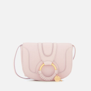 See By Chloé Women's Mini Hana Cross Body Bag - Marble Lilac