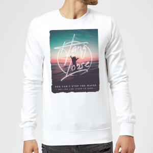 Hang Loose Sweatshirt - White