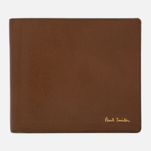 Paul Smith Men's Billfold Wallet - Tan