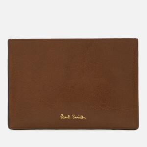 Paul Smith Men's Credit Card Holder - Tan