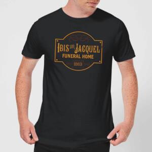 T-Shirt Homme American Gods Ibis And Jacquel - Noir