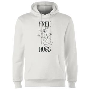 Die Eiskönigin Olaf Free Hugs Hoodie - Weiß