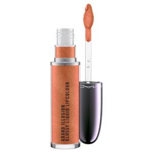 MAC Grand Illusion Glossy Liquid Lip Colour - Autumn Russet