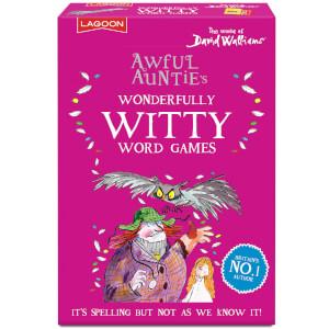 David Walliams Awful Auntie's Wonderfully Witty Card Game
