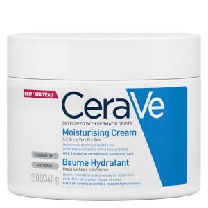 CeraVe crema idratante (340 g)