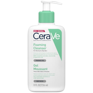 CeraVe Foaming Facial Cleanser -puhdistusaine 236ml