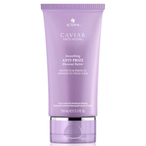Manteiga Caviar Anti-Aging Smoothing Anti-Frizz Blowout da Alterna 150 ml
