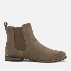 Superdry Women's Millie-Lou Suede Chelsea Boots - Mink