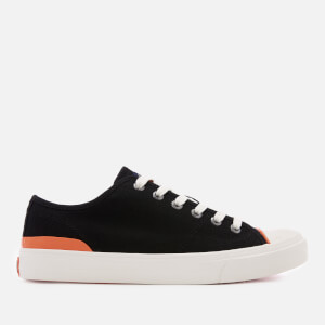 Superdry Men's Trophy Classic Low Trainers - Black