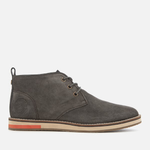 Superdry Men's Chester Chukka Boots - Dark Charcoal