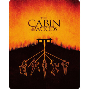 La cabaña en el bosque 4k Ultra HD - Steelbook