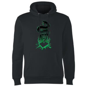 Harry Potter Basilisk Silhouette Hoodie - Black