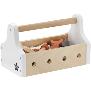 Kids Concept Tool Box Star - Natural