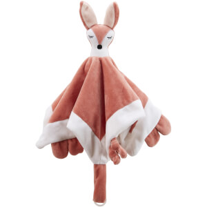 Kids Concept Edvin Fox Baby Blanket