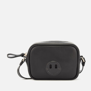 Hill & Friends Women's Happy Mini Camera Bag - Liquorice Black