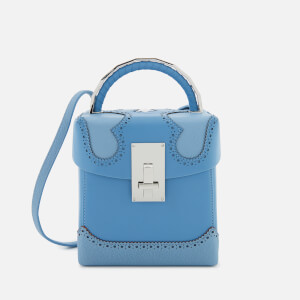 The Volon Women's Great L. Box Alice Bag - Skyblue