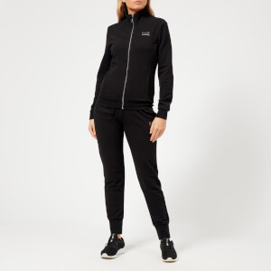 Emporio Armani EA7 Women's Train Evolution Tracksuit - Black