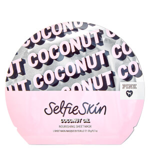PINK Selfie Skin Nourishing Sheet Mask