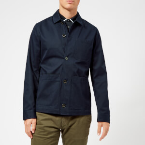 Ted Baker Men's Grapes Workwear Jacket - Navy
