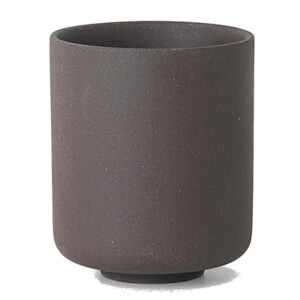 Ferm Living Sekki Cup - Large - Charcoal