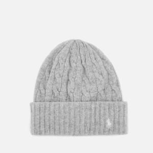 Polo Ralph Lauren Women's Wool Hat - Vintage Heather