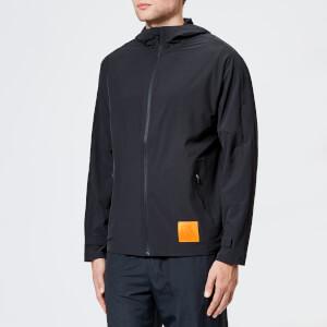 Calvin Klein Performance Men's Wind Jacket - CK Black