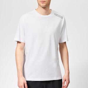 Calvin Klein Performance Men's Short Sleeve Logo T-Shirt - Bright White