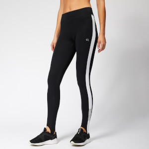 Calvin Klein Performance Women's Stirrup Leggings - CK Black