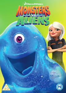 Monsters Vs. Aliens (2018 Artwork Refresh)