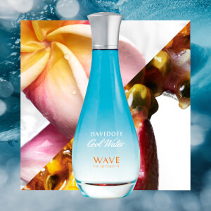 Davidoff Cool Water Woman Wave Eau de Toilette 50ml: Image 3