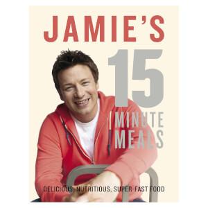 Jamie's 15-Minute Meals (Hardback)